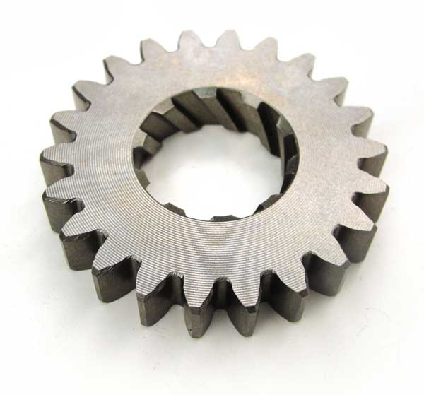 Pinion, 22tooth, for kick start shaft