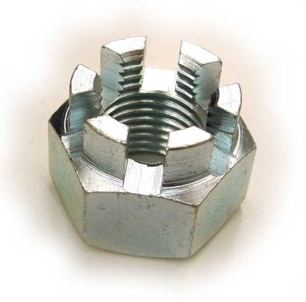 Nut, Axle