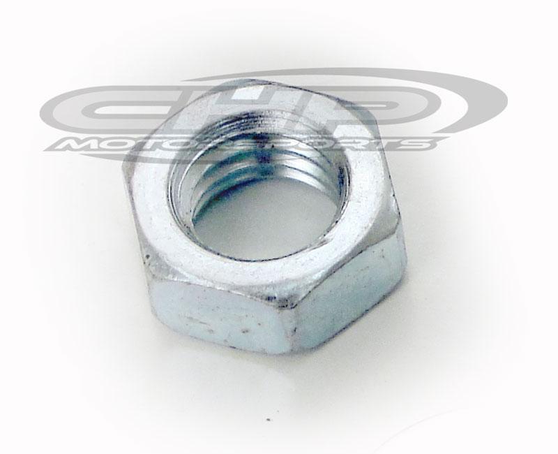 Nut, 5mm zinc