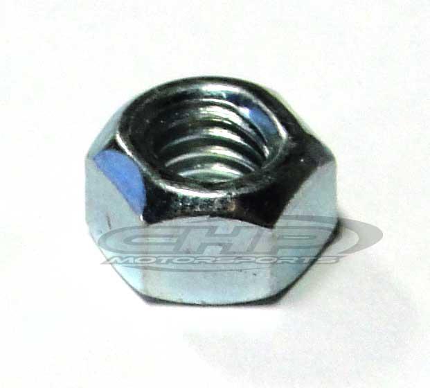 Nut, 6mm locking