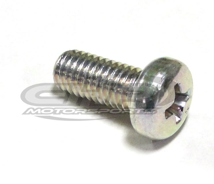 Screw, 5mm x 12mm