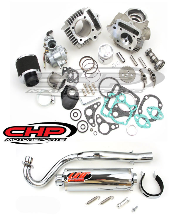 Bore kit, 88cc Privateer Racing, Complete kit