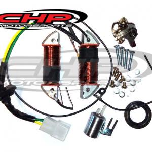 "Stator rebuilt kit for ""H"" Model with Mitsubishi stator"